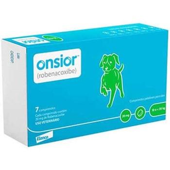 Anti-inflamatório Elanco Onsior 20 mg para Cães de 10 a 20 Kg