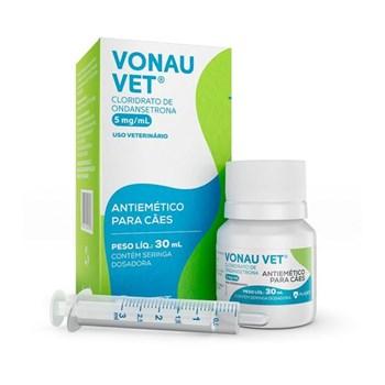 Antiemético Vonau Vet para Cães 30mL