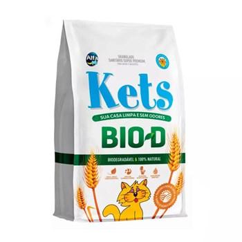 Areia Kets Bio-D para Gatos 3kg
