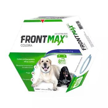 Coleira Antiparasitária Frontmax para Cães Acima de 4kg