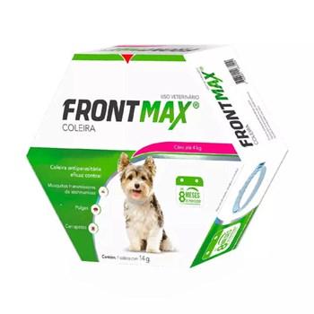 Coleira Antiparasitária Frontmax Vetoquinol para Cães até 4kg