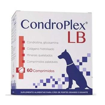 Condroplex LB Suplemento com 60 comprimidos