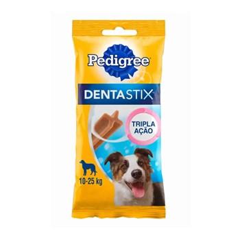 Petisco Pedigree Dentastix para Cães Adultos de Raças Médias 3 Sticks