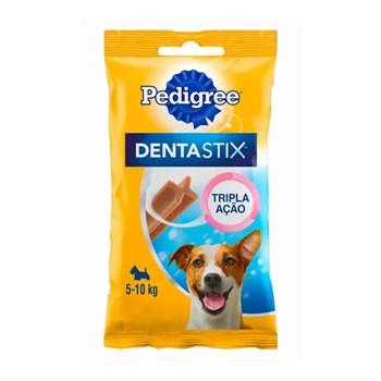 Petisco Pedigree Dentastix para Cães Adultos de Raças Pequenas 3 Sticks