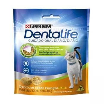 Petisco Purina Dentalife para Gatos 40g