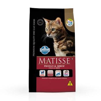Ração Farmina Matisse sabor Frango e Arroz para Gatos  Adultos