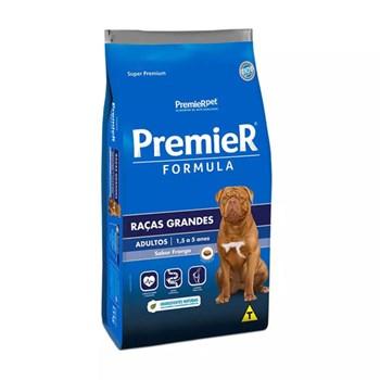 Ração Premier Fórmula para Cães de Raças Grandes Adulto Sabor Carne