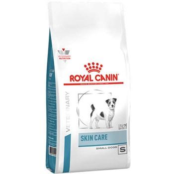 Ração Royal Canin Canine Veterinary Diet Skin Care Small Dog para Cães com Doenças de Pele - 2kg