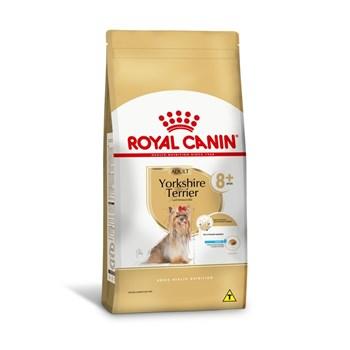 Ração  Royal Canin para Cães Adultos da Raça Yorkshire Terrier 8+ - 2,5kg