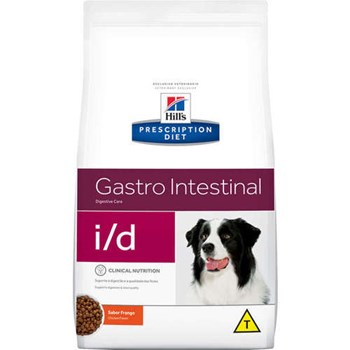 Ração Seca Hill's Prescription Diet I/D Cuidado Digestivo para Cães com Doenças Gastrointestinais