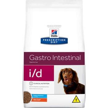 Ração Seca Hill's Prescription Diet I/D Pedaços Pequenos Cuidado Gastrointestinal para Cães Adultos