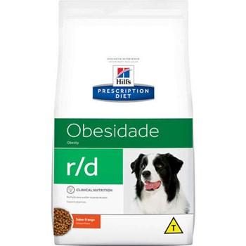 Ração Seca Hill's Prescription Diet R/D para Cães que Necessitem Reduzir o Peso